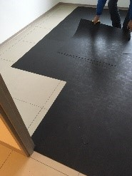 DIY木紋耐磨地板貼
