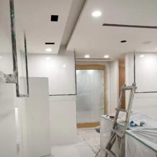 室內裝潢後修補與粉刷