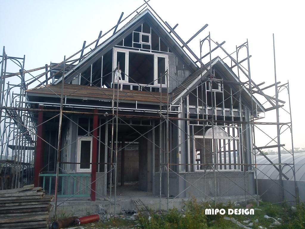 鋼構獨棟別墅