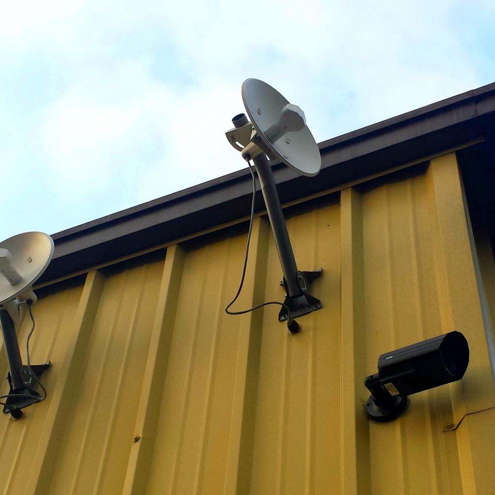 無線橋接監控與區網E