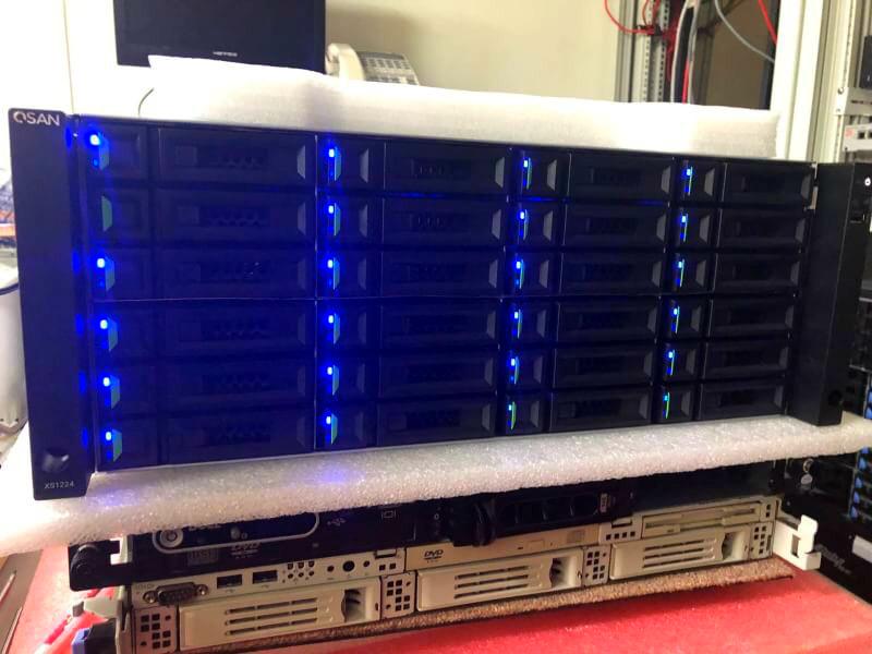 企業資料伺服器NAS