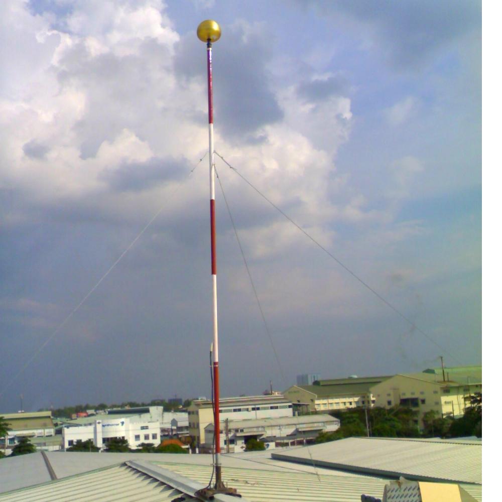 工業廠房避雷接地系統