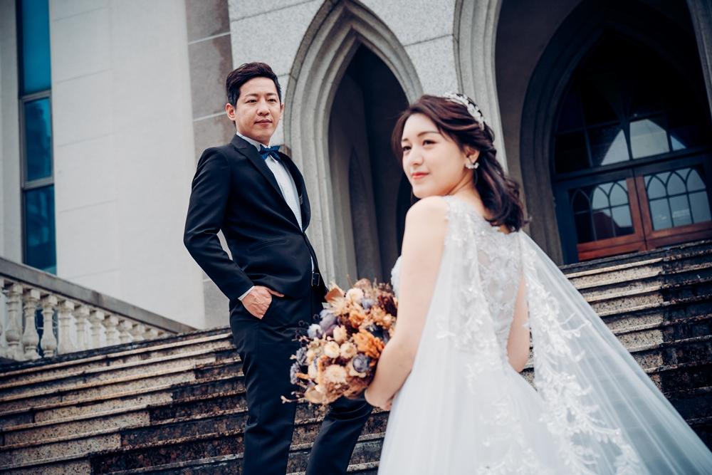 徐傑|自助婚紗
