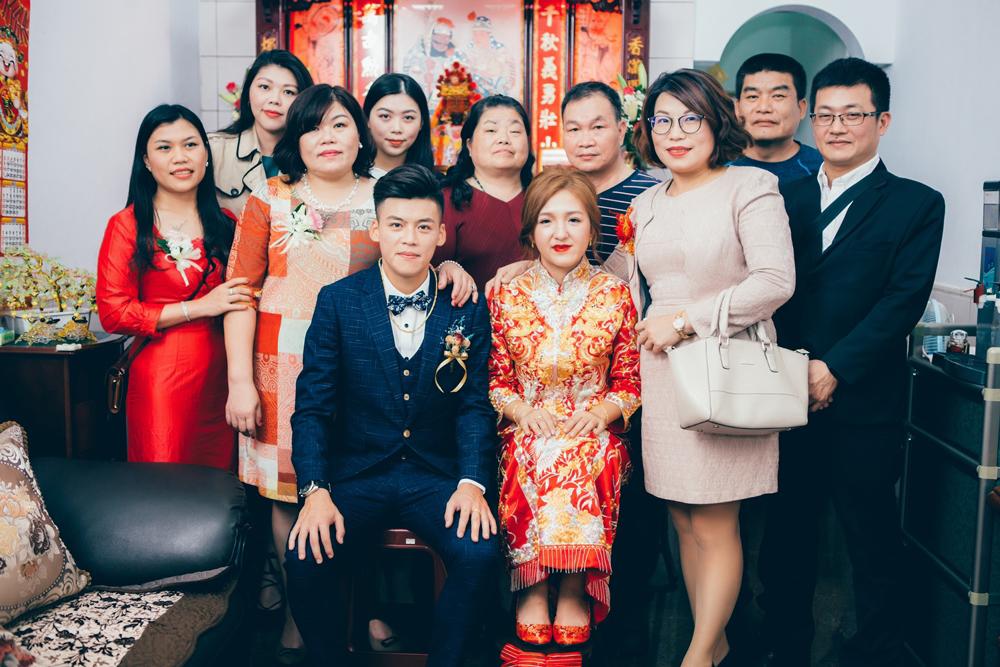 婚禮紀錄 訂婚午宴 (高雄漢王洲際飯店)