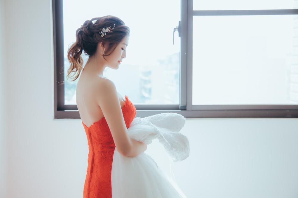 婚禮紀錄 訂婚+結婚晚宴 (雅悦會館 夢時代高雄館)