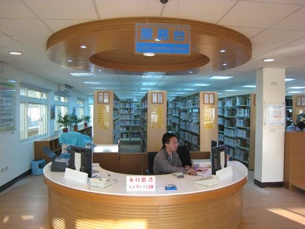 社區圖書館