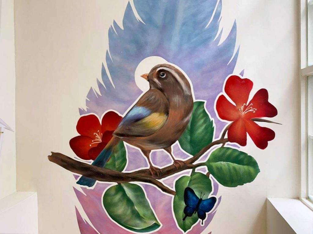 壁畫彩繪4