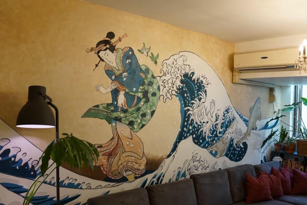 壁畫彩繪8