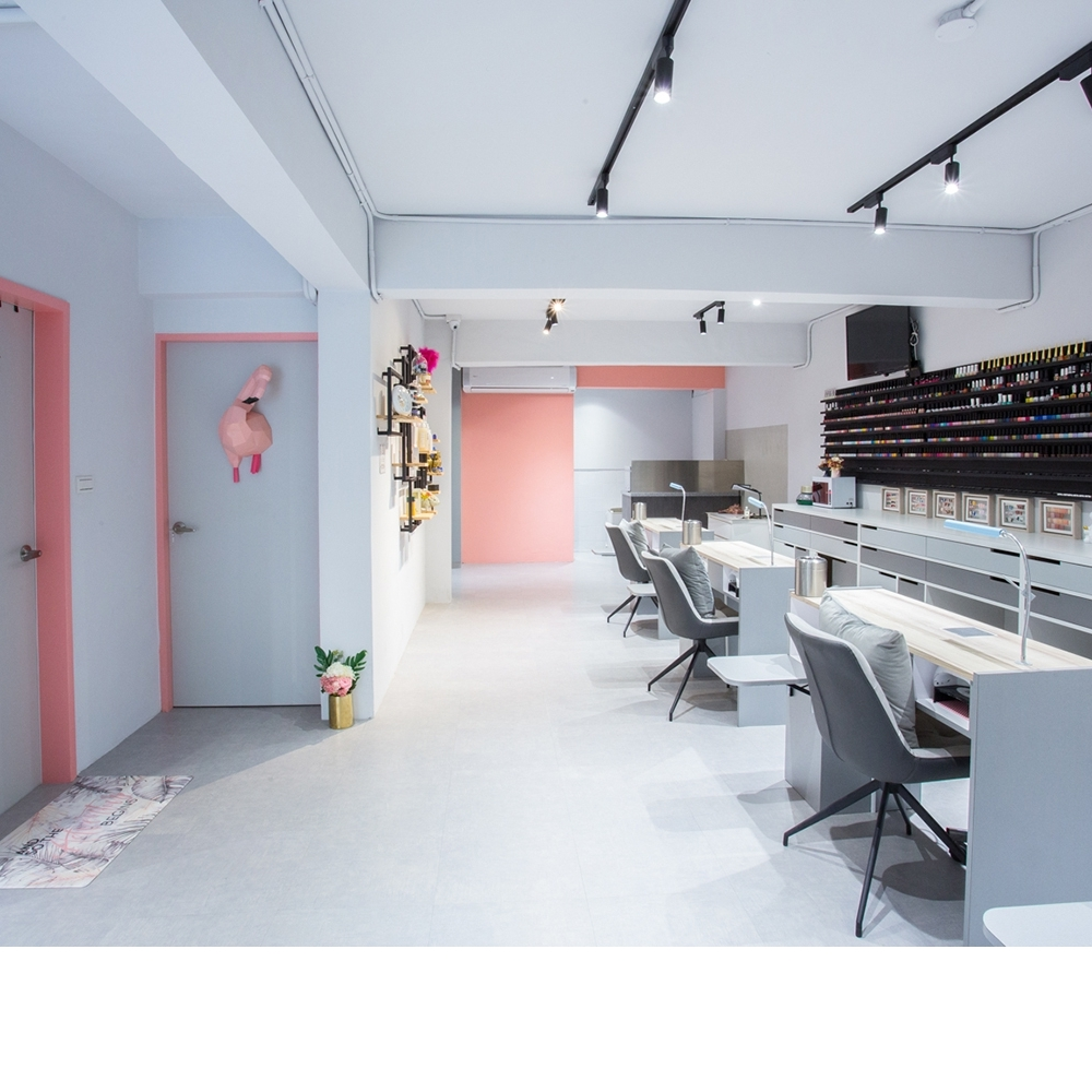 ALPHA Nails & Spa - 美甲美學設計宅