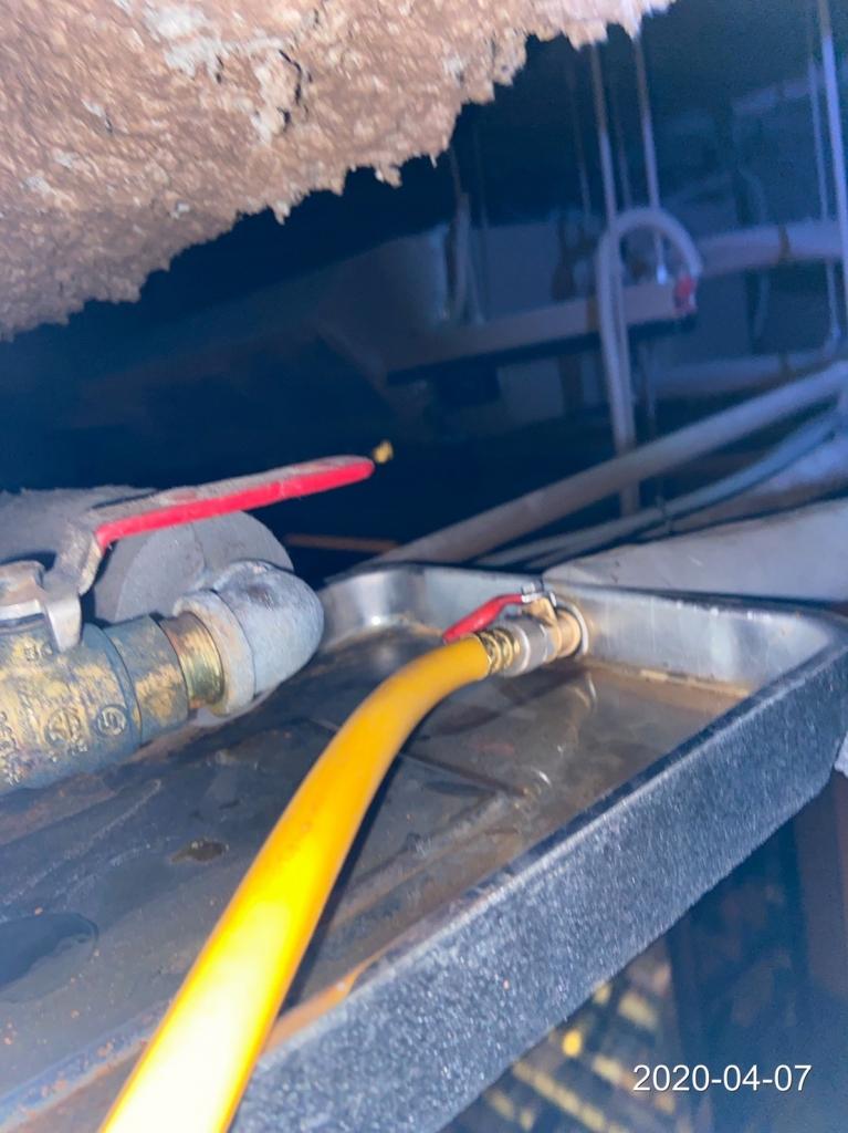 吊隱式室內機拆風車馬達,葉片,濾網清洗室內機蒸發片(冷排)