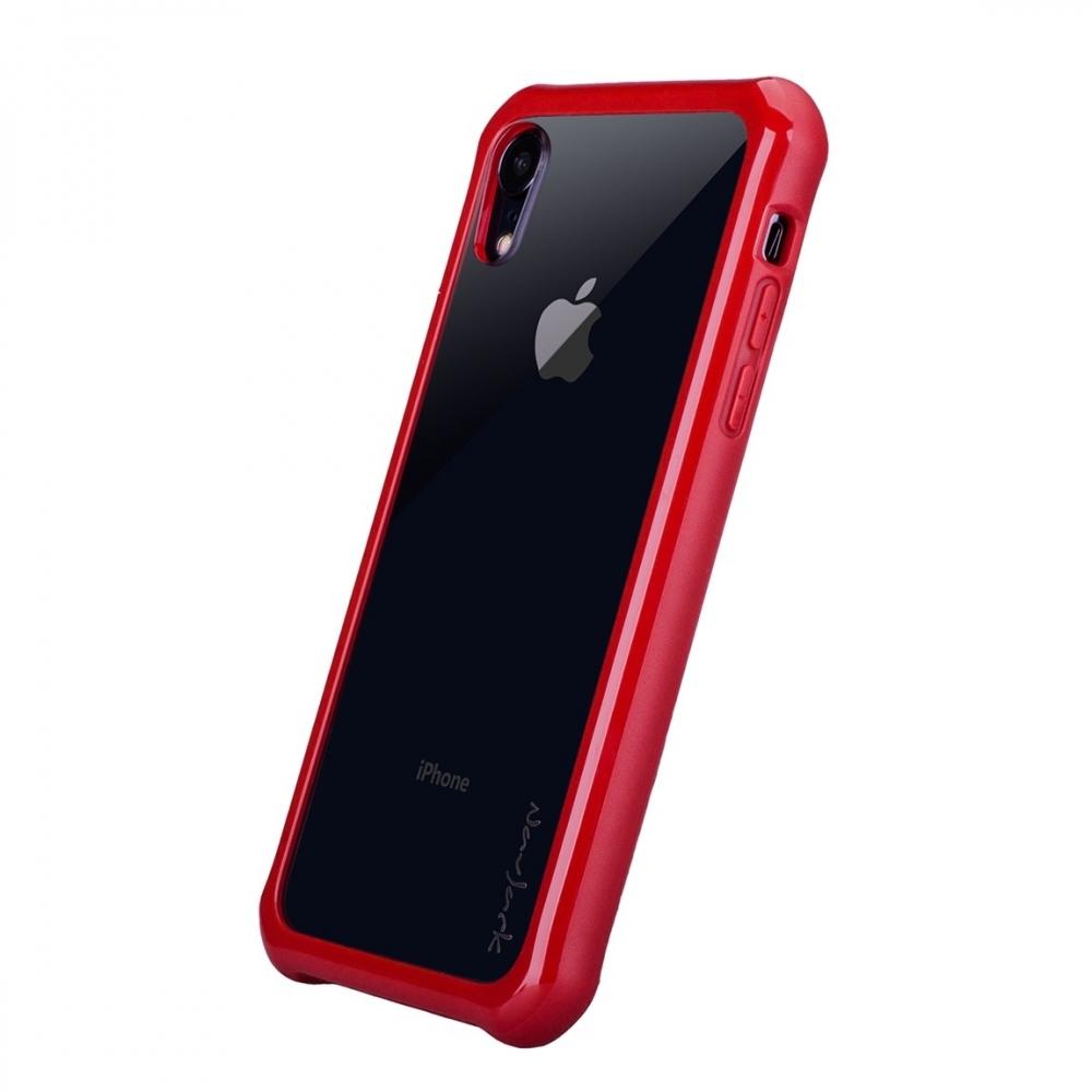 Rampart Series│iPhone XR (6.1吋) 超抗摔吸震空壓保護殼