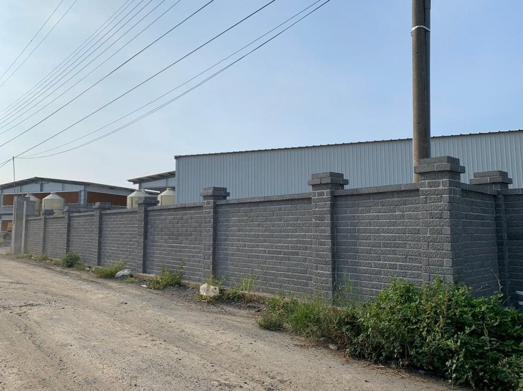 百歲磚/空心磚圍牆工程-百歲磚