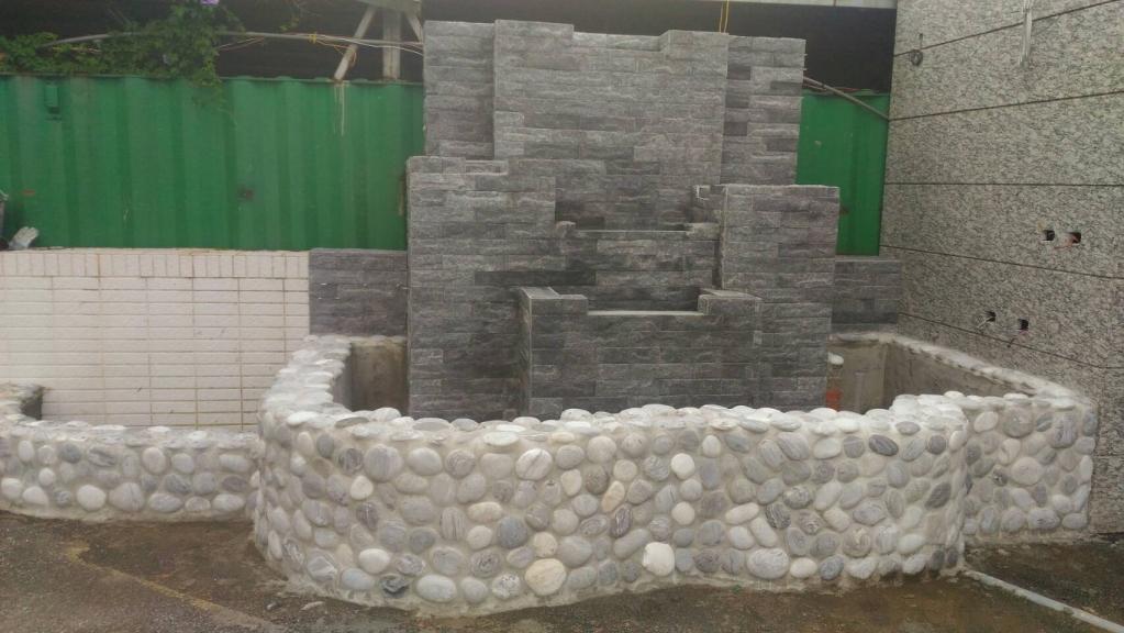 假山水池設計工程