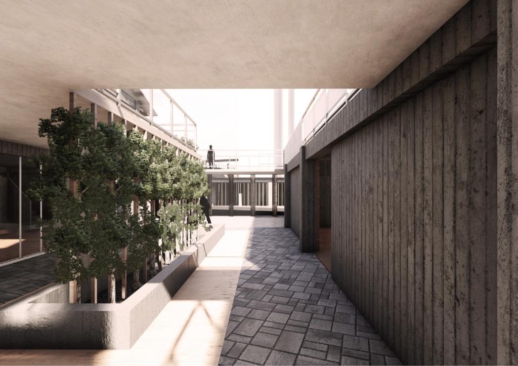建築裝修工程-3D平面設計規劃