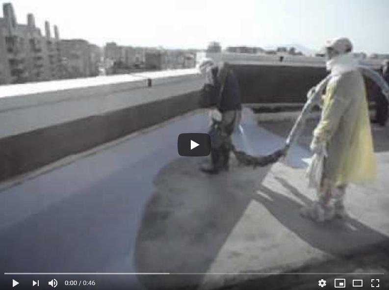 復興北路-屋頂防水工