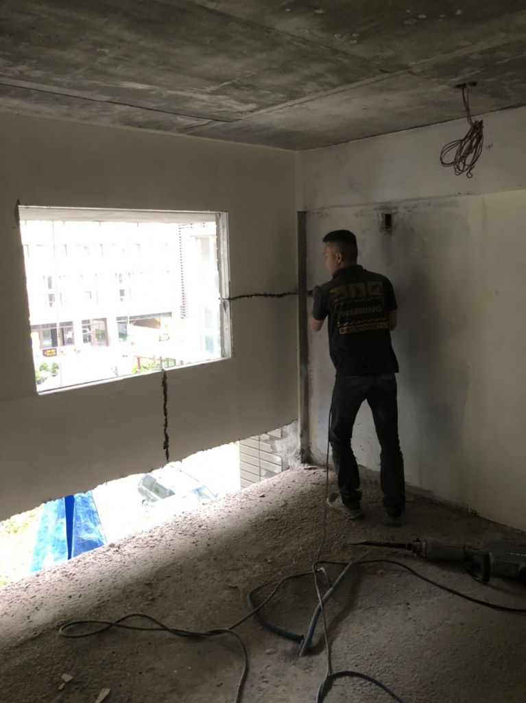 宜蘭拆除工程