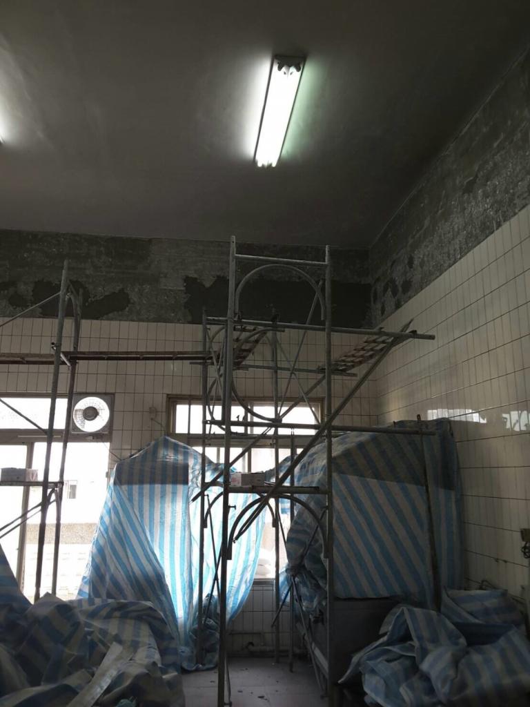 廚房壁磚膨管剃除重點