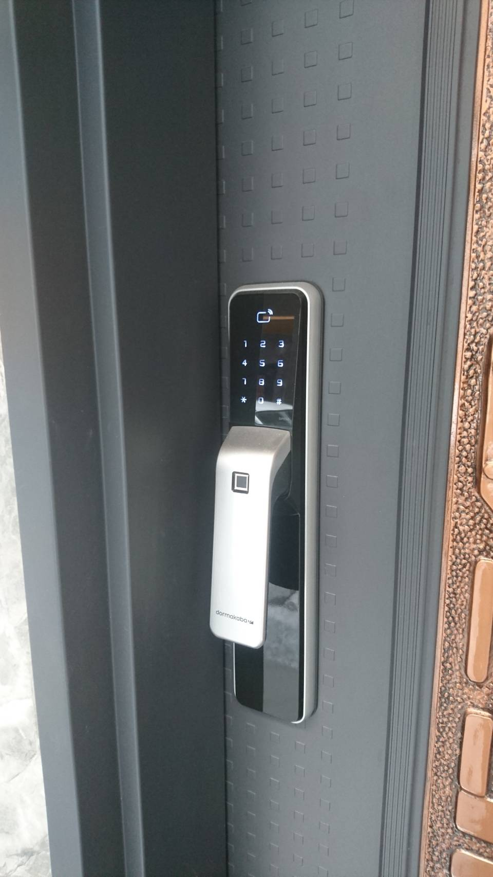 台南Dormakaba電子鎖安裝