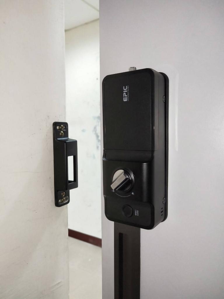 台南EPIC電子鎖安裝