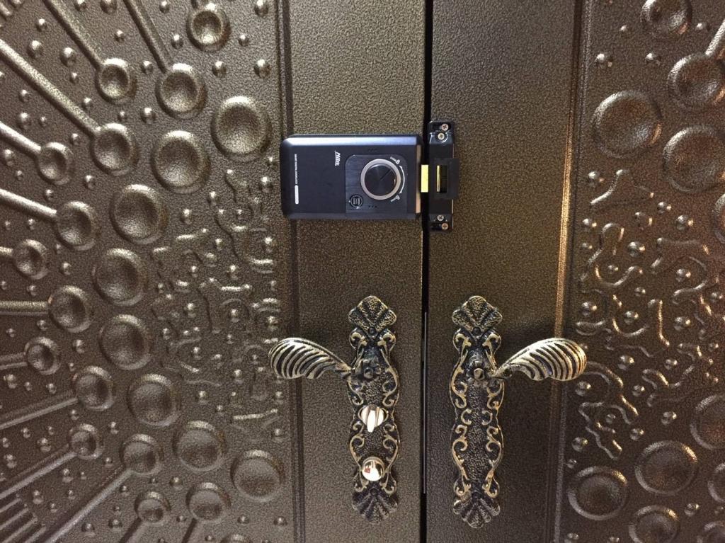 台南Milre電子鎖安裝