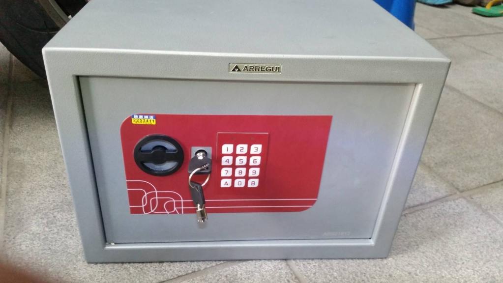 台南保險箱安裝