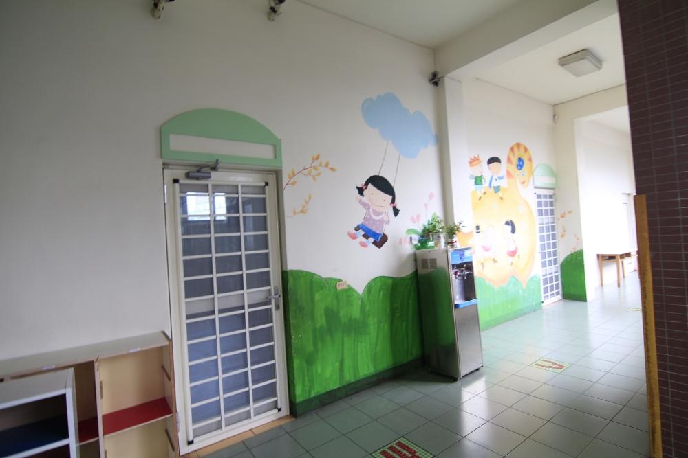 幼兒園翻修