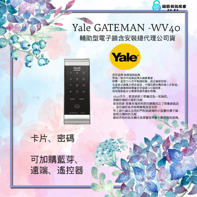 耶魯WV40