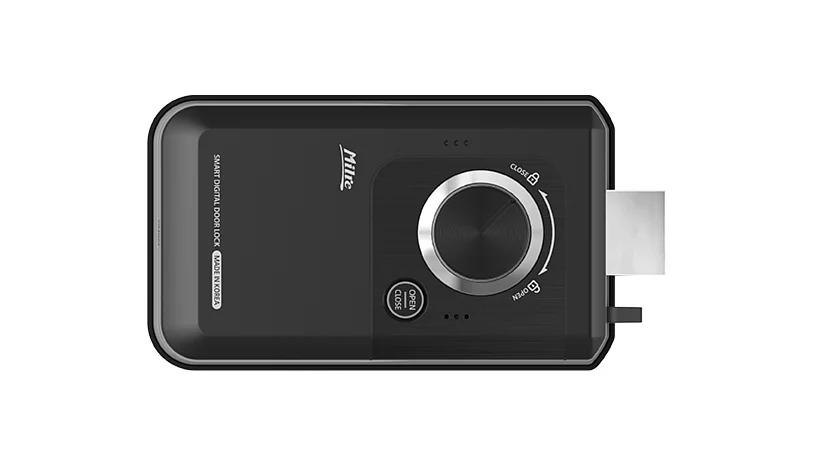 美樂MI-510F (含安裝) 2020新款 (含安裝) 指紋卡片密碼輔助型電子鎖