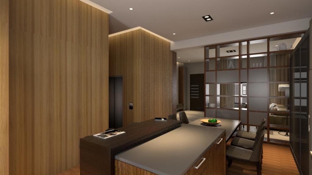 3D效果圖-板橋室內設計