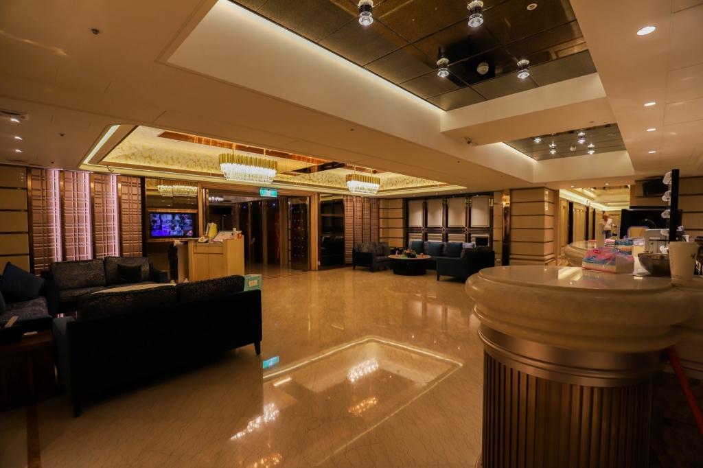 中國城酒店裝修