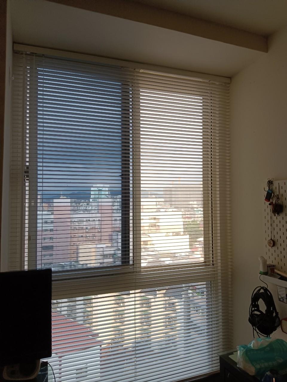 木質百葉窗