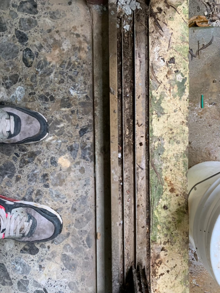 新竹裝潢後粗清潔前