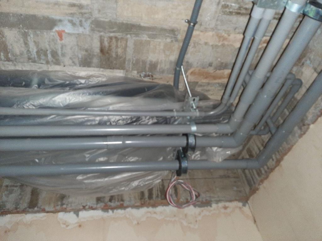 台南王品-冷氣控制配管配線設定