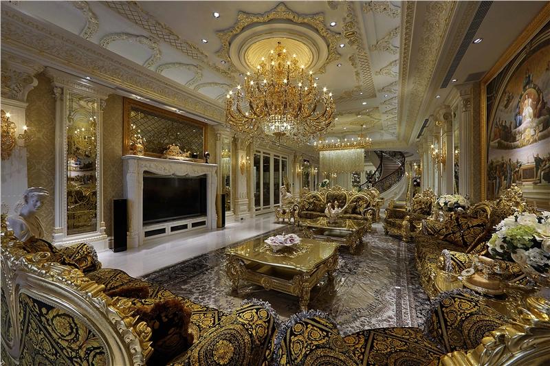 重現羅浮宮 極致奢華