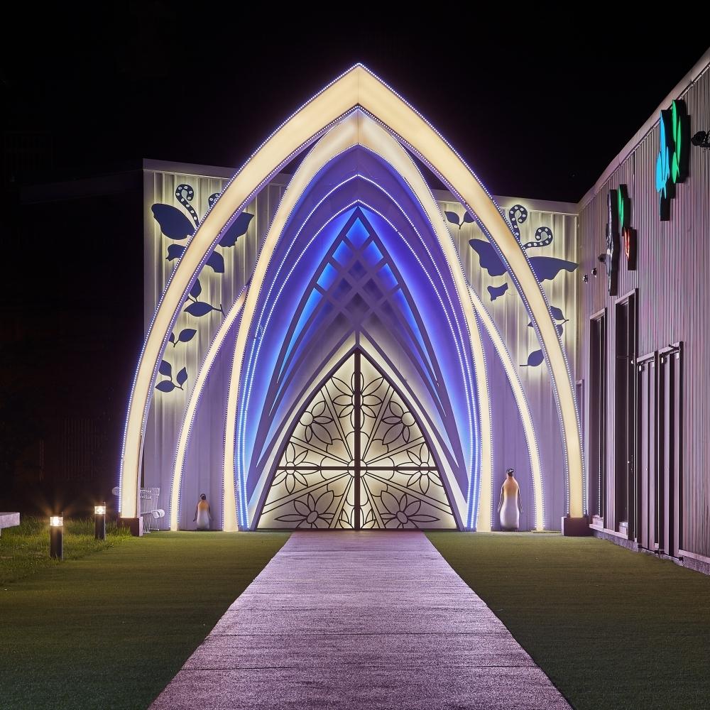 央雨室內設計:桃園鉑宴婚宴會館 — 商業空間設計