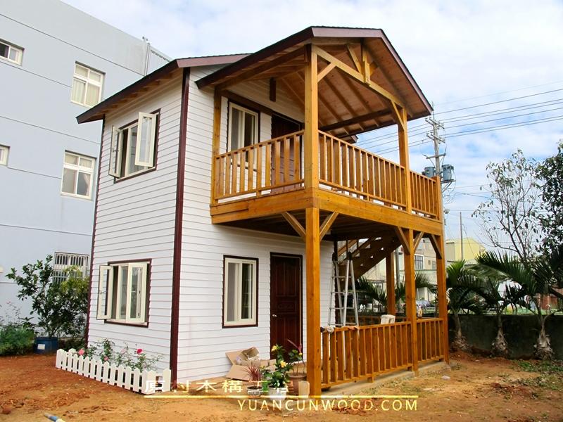 桃園休閒小木屋
