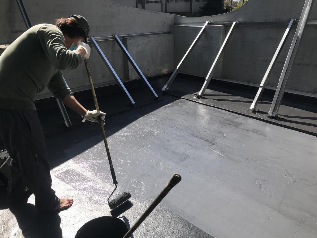 地坪防水工程