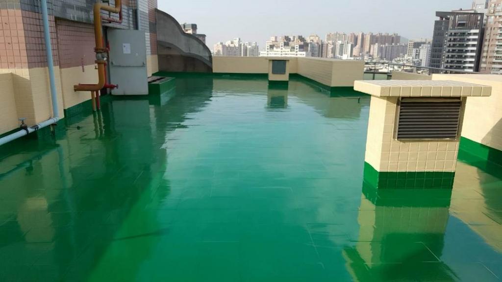防水隔熱油漆工程